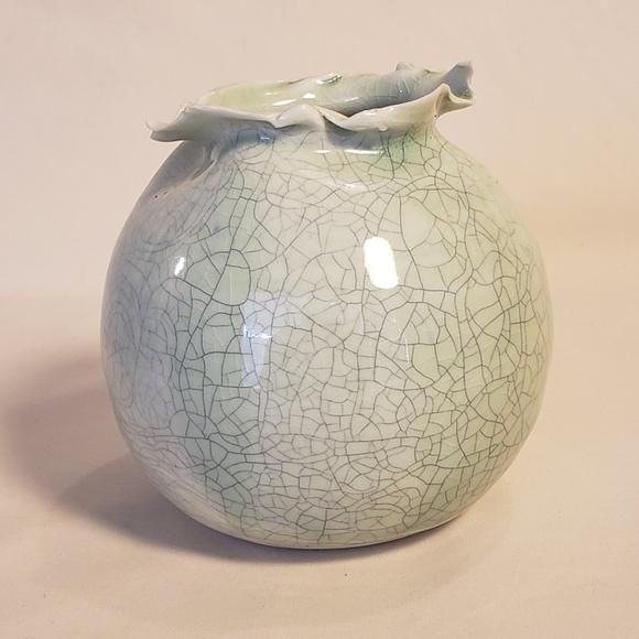 Vintage Other - Artist signed handmade pottery